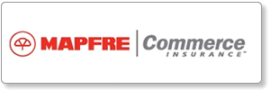 logo Commerce/MAPFRE Insurance